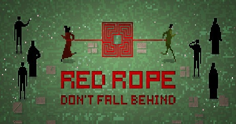 Red Rope Don't Fall Behind