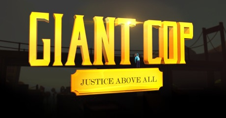 Giant Cop Justice Above All
